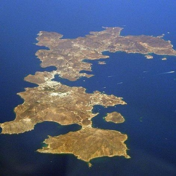 Where Is The Island Of Patmos In The Bible